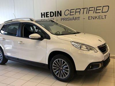 begagnad Peugeot 2008 Active 1,2 PureTech Aut *Glastak*V-Hjul*