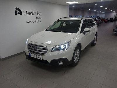 begagnad Subaru Outback 2,5 I 173HK AUTOMAT 4X4 EYESIGHT