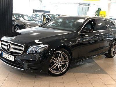begagnad Mercedes 220 Benz E d 4MATIC Kombi 2019, Personbil 499 000 kr