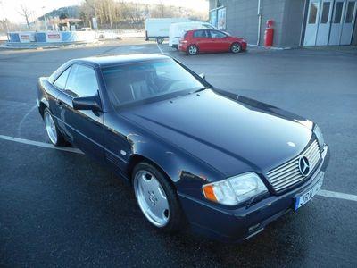 begagnad Mercedes SL500 Lågmilare Byte Bil MC