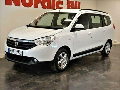 begagnad Dacia Lodgy 1.2 TCe 7-sits 115hk