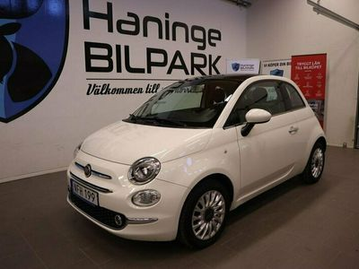 begagnad Fiat 500 1.2 Lounge Euro 6 2016, Halvkombi Pris 79 900 kr