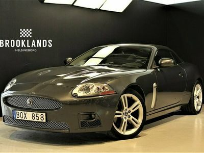 begagnad Jaguar XKR R Convertible 4.2 V8 2007, Cab 379 000 kr