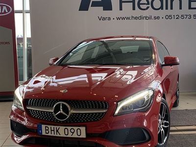 begagnad Mercedes 250 shooting brakeAMG Exclusive Läder