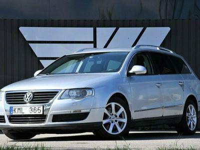 begagnad VW Passat Variant 2.0 170hk TDI Aut Premium Drag