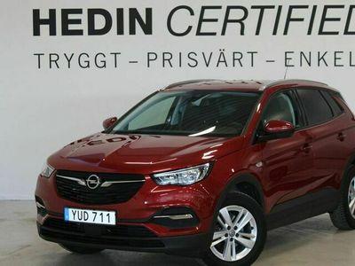 begagnad Opel Grandland X 1,2 Enjoy Navi Carplay PDC