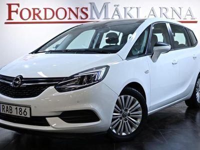 begagnad Opel Zafira Tourer 1,4 ECOTECH 7-SITS PANORAMA