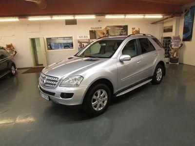 brugt Mercedes ML280 CDI 4MATIC 7G-Tronic 190 -07