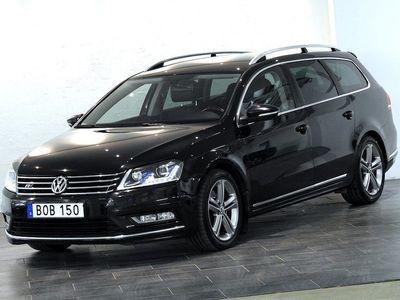 begagnad VW Passat 2.0 TDI 4-Motion R-line -13