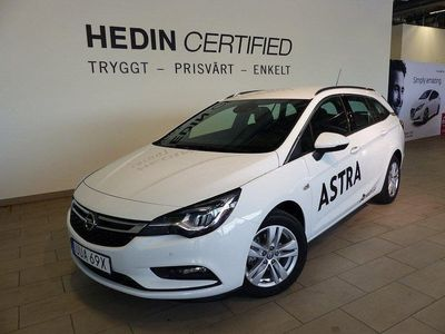 begagnad Opel Astra Dynamic 1.4 t Sports Tourer 150hk