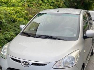 begagnad Hyundai i10 1.2 77hk (Bluetooth) (En ägare)