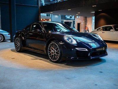 begagnad Porsche 911 Turbo S 991