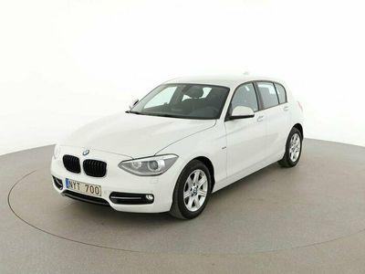 begagnad BMW 118 d 5-door Sport line / PDC