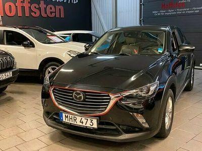 begagnad Mazda CX-3 1.5 Optimum AWD Automat Värmare 2016, SUV Pris 146 900 kr