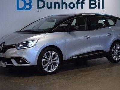 begagnad Renault Grand Scénic GRAND SCENICBLACK WEEK dCi 110 Zen 7-sits 2016, Kombi 169 900 kr