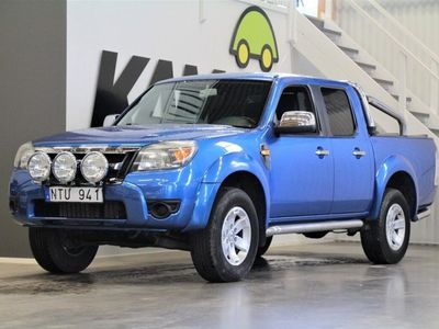 begagnad Ford Ranger Double Cab 2,5 | Limited | Extraljus