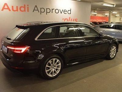 begagnad Audi A4 AVANT 2.0 TDI 190 HK Q STR *Sthlm paketet*