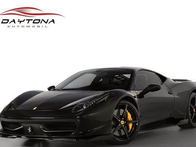 begagnad Ferrari 458 Italia 570hk / Novitec / IPE