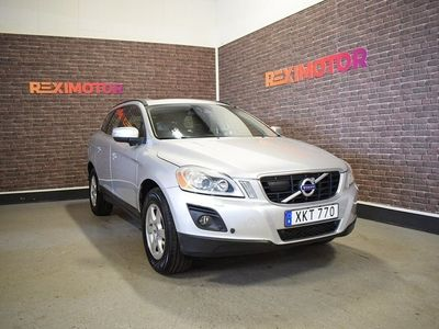 begagnad Volvo XC60 D5 AWD Geartronic Momentum 185hk