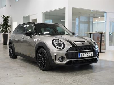 begagnad Mini Cooper S Clubman ALL4