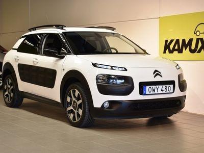 used Citroën C4 Cactus BlueHDi 100hk Backkamera