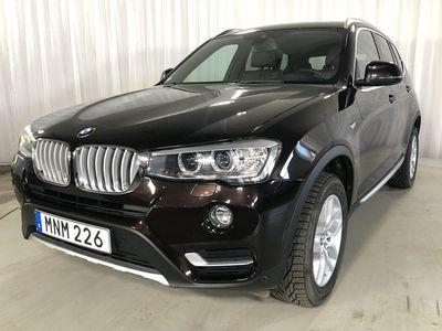 brugt BMW X3 xDrive20d xDrive20d, F25 (190hk)