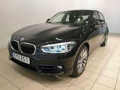 begagnad BMW 118 d Sport Line PDC