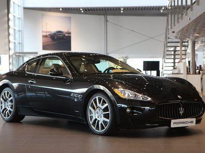 begagnad Maserati Granturismo Automat 405hk