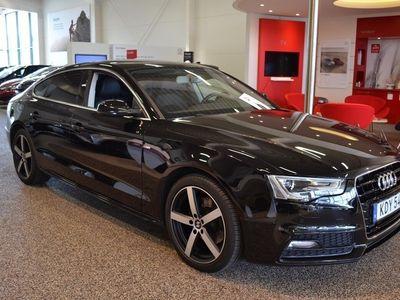 begagnad Audi A5 Sportback 1,8 TFSI S-Line Vinterhjul Ingår!