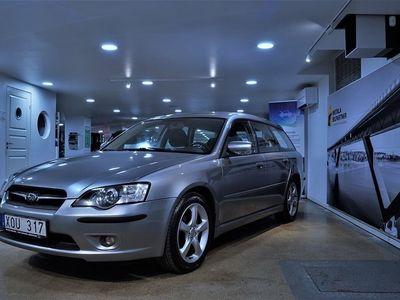 begagnad Subaru Legacy Wagon 2.0 4WD 165hk / Drag / M-Värmare
