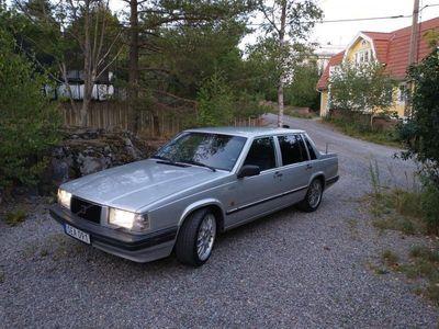 begagnad Volvo 744 GLE Manuell