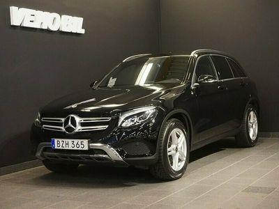 begagnad Mercedes GLC220 d 4-Matic Värmare Aut Drag Apple Carplay
