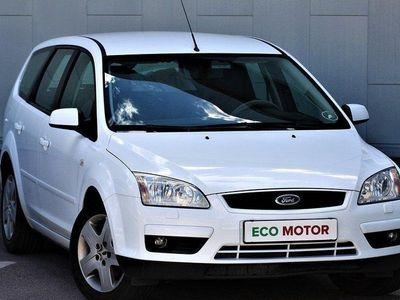 begagnad Ford Focus Kombi, 1.8, Kamkedja, 125hk
