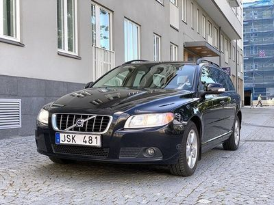 used Volvo V70 2.0 Flexifuel Powershift Momentum 145hk