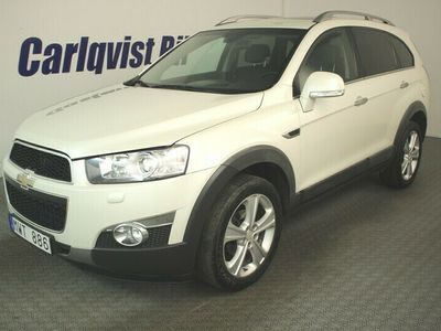 begagnad Chevrolet Captiva AWD 2,2D 4x4 7-Sits Navi Aut 2012, SUV Pris 85 000 kr