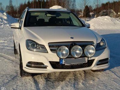 begagnad Mercedes C220 CDI 4Matic -14