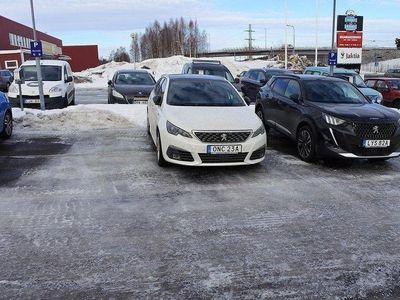 begagnad Peugeot 308 SW 1.2 GT-Line Automat 2019, Kombi 249 900 kr
