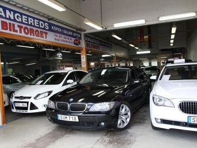 begagnad BMW 730 D