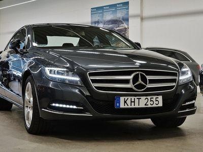 brugt Mercedes 350 CLS-KlassNavi D-Värmare BlueTEC 4MATIC 7G-Tronic Plus 252hk