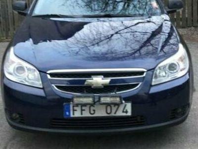 begagnad Chevrolet Epica 2.0 LT A