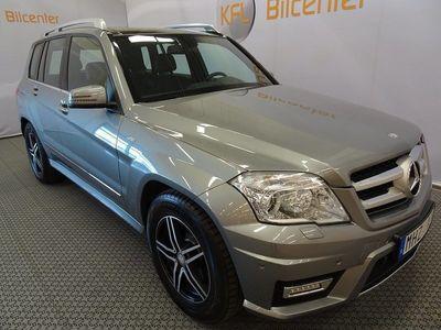 brugt Mercedes GLK220 CDI AMG Sport 4*4-Aut-D -12