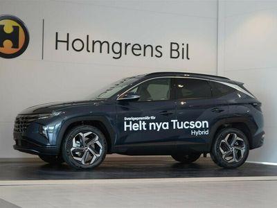 begagnad Hyundai Tucson 1.6 T-GDi HEV 230hk 6AT 2WD Advanced