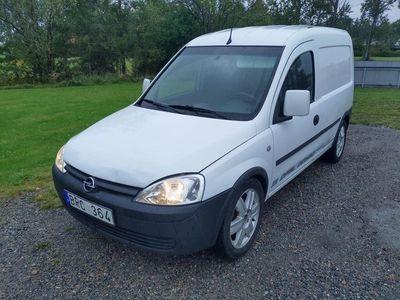 begagnad Opel Combo COMBO-C-VAN