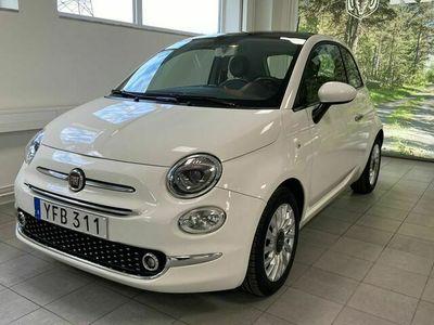 begagnad Fiat 500 Lounge 1,2 69 HK