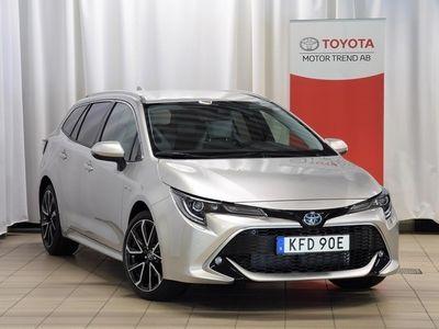 begagnad Toyota Corolla Touring Sports Hybrid 2.0 Executive Navi Vhjul