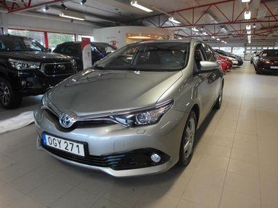 begagnad Toyota Auris 1,8 Hybrid 5D Active