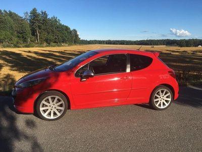 begagnad Peugeot 207 RC sv såld