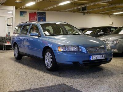begagnad Volvo V70 2,4/Auto/1-Ägare/Business