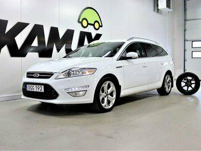 begagnad Ford Mondeo 2.2 TDCi | Sport | Webasto | Drag | S&V | | 2012, Kombi Pris 64 900 kr