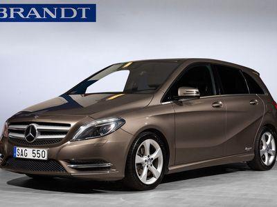 begagnad Mercedes B200 CDI BE BlueEFFICIENCY